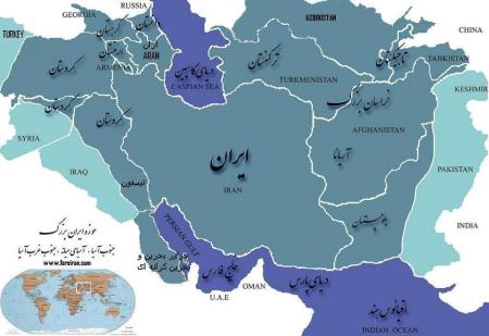 irane bozorge aryayi